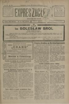 Expres Zagłębia : demokratyczny organ niezależny. R.3, nr 25 (30 stycznia 1928)