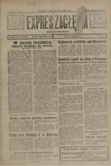 Expres Zagłębia : demokratyczny organ niezależny. R.3, nr 33 (10 lutego 1928) + dod.