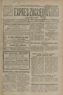 Expres Zagłębia : demokratyczny organ niezależny. R.3, nr 36 (14 lutego 1928)