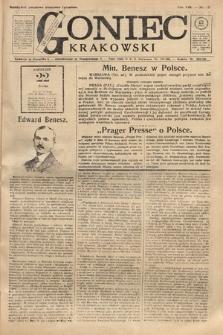 Goniec Krakowski. 1925, nr92