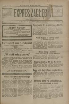 Expres Zagłębia : demokratyczny organ niezależny. R.3, nr 50 (29 lutego 1928)