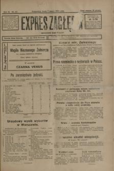 Expres Zagłębia : demokratyczny organ niezależny. R.3, nr 57 (7 marca 1928)