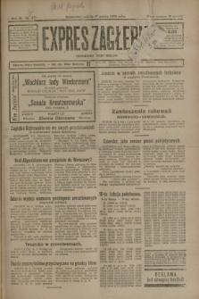 Expres Zagłębia : demokratyczny organ niezależny. R.3, nr 67 (17 marca 1928)