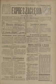 Expres Zagłębia : demokratyczny organ niezależny. R.3, nr 73 (24 marca 1928)