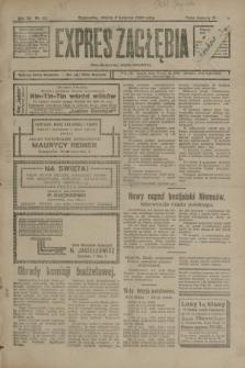 Expres Zagłębia : demokratyczny organ niezależny. R.3, nr 81 (3 kwietnia 1928)