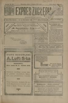 Expres Zagłębia : demokratyczny organ niezależny. R.3, nr 85 (7 kwietnia 1928) + dod.
