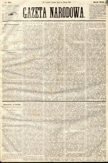 Gazeta Narodowa. 1874, nr60