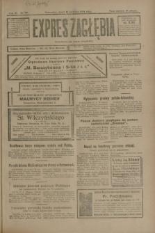 Expres Zagłębia : demokratyczny organ niezależny. R.3, nr 92 (18 kwietnia 1928)