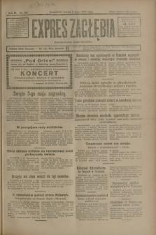 Expres Zagłębia : demokratyczny organ niezależny. R.3, nr 106 (5 maja 1928)