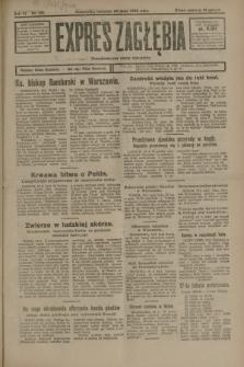 Expres Zagłębia : demokratyczny organ niezależny. R.3, nr 118 (20 maja 1928)