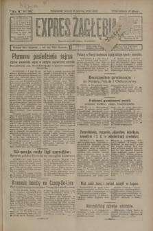 Expres Zagłębia : demokratyczny organ niezależny. R.3, nr 130 (5 czerwca 1928)