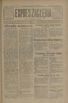 Expres Zagłębia : demokratyczny organ niezależny. R.3, nr 136 (13 czerwca 1928)