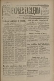 Expres Zagłębia : demokratyczny organ niezależny. R.3, nr 143 (21 czerwca 1928)