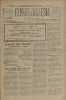 Expres Zagłębia : demokratyczny organ niezależny. R.3, nr 145 (23 czerwca 1928)