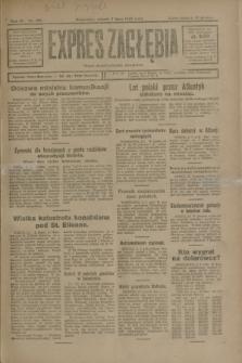 Expres Zagłębia : organ demokratyczny niezależny. R.3, nr 152 (3 lipca 1928)
