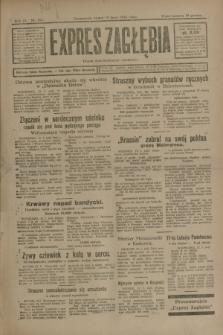 Expres Zagłębia : organ demokratyczny niezależny. R.3, nr 161 (13 lipca 1928)