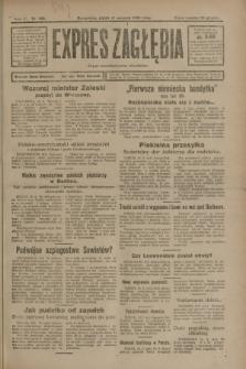 Expres Zagłębia : organ demokratyczny niezależny. R.3, nr 190 (17 sierpnia 1928)