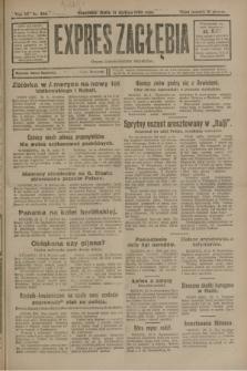 Expres Zagłębia : organ demokratyczny niezależny. R.3, nr 202 (31 sierpnia 1928)