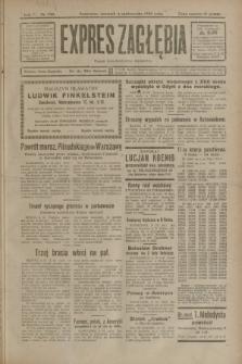 Expres Zagłębia : organ demokratyczny niezależny. R.3, nr 230 (4 października 1928)