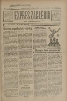Expres Zagłębia : organ demokratyczny niezależny. R.3, nr 266 (13 listopada 1928)
