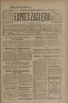 Expres Zagłębia : organ demokratyczny niezależny. R.3, nr 300 (18 grudnia 1928)