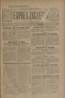 Expres Zagłębia : organ demokratyczny niezależny. R.3, nr 307 (28 grudnia 1928)
