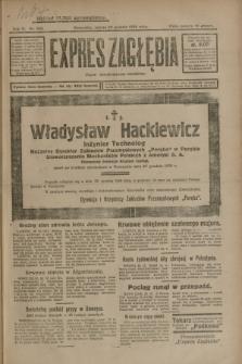 Expres Zagłębia : organ demokratyczny niezależny. R.3, nr 308 (29 grudnia 1928)