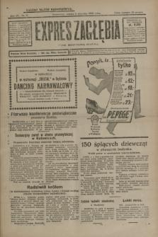 Expres Zagłębia : organ demokratyczny niezależny. R.4, nr 5 (5 stycznia 1929)