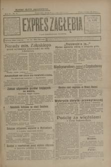 Expres Zagłębia : organ demokratyczny niezależny. R.4, nr 9 (9 stycznia 1929)