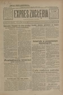 Expres Zagłębia : organ demokratyczny niezależny. R.4, nr 16 (16 stycznia 1929)