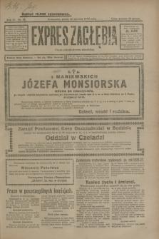 Expres Zagłębia : organ demokratyczny niezależny. R.4, nr 18 (18 stycznia 1929)