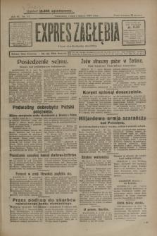 Expres Zagłębia : organ demokratyczny niezależny. R.4, nr 32 (1 lutego 1929)