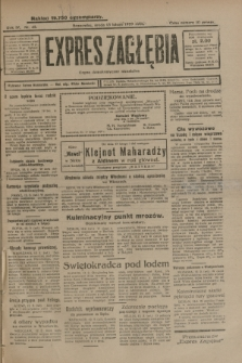 Expres Zagłębia : organ demokratyczny niezależny. R.4, nr 42 (13 lutego 1929)