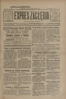 Expres Zagłębia : organ demokratyczny niezależny. R.4, nr 45 (16 lutego 1929)