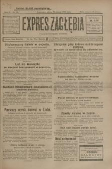 Expres Zagłębia : organ demokratyczny niezależny. R.4, nr 52 (23 lutego 1929)