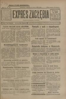 Expres Zagłębia : organ demokratyczny niezależny. R.4, nr 53 (24 lutego 1929)