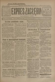 Expres Zagłębia : organ demokratyczny niezależny. R.4, nr 56 (27 lutego 1929)