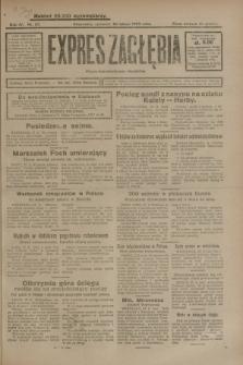 Expres Zagłębia : organ demokratyczny niezależny. R.4, nr 57 (28 lutego 1929)