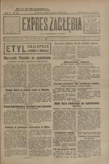 Expres Zagłębia : organ demokratyczny niezależny. R.4, nr 58 (1 marca 1929)