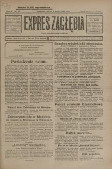 Expres Zagłębia : organ demokratyczny niezależny. R.4, nr 59 (2 marca 1929)