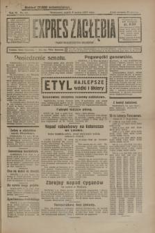 Expres Zagłębia : organ demokratyczny niezależny. R.4, nr 65 (8 marca 1929)