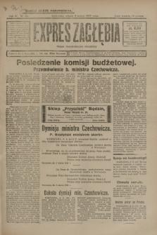 Expres Zagłębia : organ demokratyczny niezależny. R.4, nr 66 (9 marca 1929)