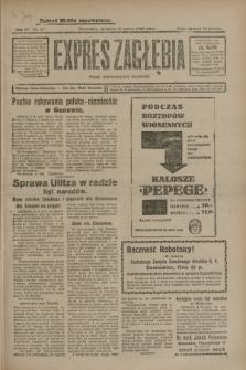 Expres Zagłębia : organ demokratyczny niezależny. R.4, nr 67 (10 marca 1929)
