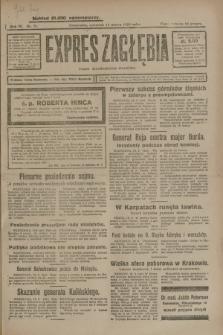 Expres Zagłębia : organ demokratyczny niezależny. R.4, nr 71 (14 marca 1929)