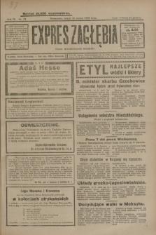 Expres Zagłębia : organ demokratyczny niezależny. R.4, nr 72 (15 marca 1929)