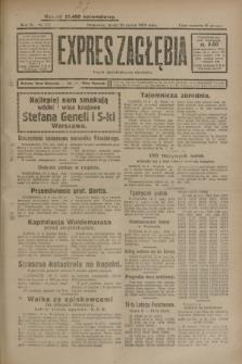 Expres Zagłębia : organ demokratyczny niezależny. R.4, nr 77 (20 marca 1929)