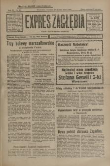 Expres Zagłębia : organ demokratyczny niezależny. R.4, nr 81 (24 marca 1929)