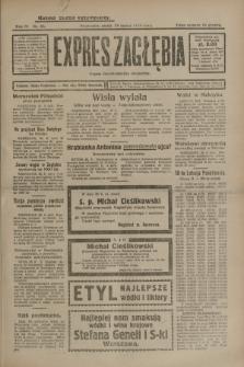 Expres Zagłębia : organ demokratyczny niezależny. R.4, nr 86 (29 marca 1929)