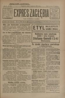 Expres Zagłębia : organ demokratyczny niezależny. R.4, nr 90 (5 kwietnia 1929)