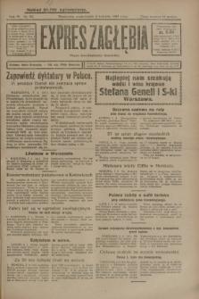 Expres Zagłębia : organ demokratyczny niezależny. R.4, nr 93 (8 kwietnia 1929)
